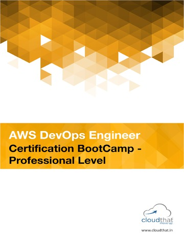 AWS DevOps Engineer Certification (Professional Level)