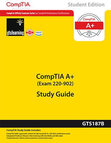 CompTIA A+ Certification (Exam 220-902) Official Study Guide, Study Notes