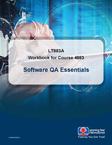 Software QA Essentials