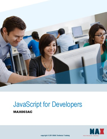JavaScript for Developers